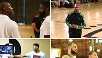 James Harden -- Targeted At Elite Nike Camp ... Dominates