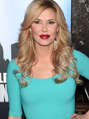 Brandi Glanville Calls Former 'RHOBH' Costars the C-Word, Says She Wasn't Fired From the Show!