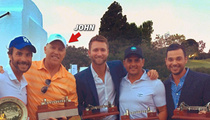 John Elway -- Dominates Fancy Golf Tourney ... Take THAT, Billy Bush!