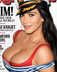 Kim Kardashian Says Rob 'Smokes Weed, Drinks Beer' All Day, Talks Falling Out with Paris Hilton