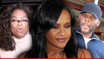 Bobbi Kristina -- Family, Not Oprah Took Hero