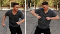Channing Tatum -- Magic Mike's Ass Can V