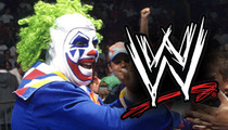 WWE -- Doink's Baby Mama Is Grasping at Straws ... NO PAY DAY!