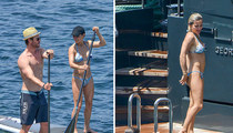 Chris Hemsworth and Elsa Pataky -- Board with Each Other (PHOTOS)