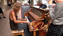 This Homeless Man's Talent Will Make You C