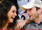 Ashton Kutcher & Mila Kunis -- Married for Real This Time