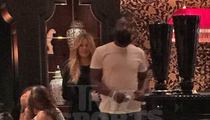Khloe Kardashian -- I'm with the Beard ... Date Night with James Harden! (PHOTOS)