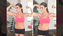 Danica Patrick -- Check This Hardbody