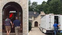 Jared Fogle from Subway -- FBI Raid Home in Child Porn Investigation (UPDATE)