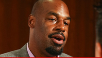 Donovan McNabb -- Close Friends Worried About Him ... 'DUI Was No Surprise'
