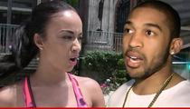 Draya Michele -- Blasts Orlando Scandrick ... You're Treating Me Like a Clown