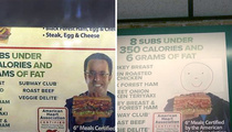 Jared Fogle -- Subway Orders All Signs Down, With a Catch ...