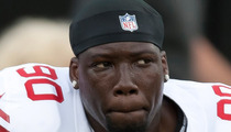 Jason Pierre-Paul -- FINGER AMPUTATED ... After Fireworks Injury
