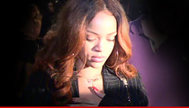 Rihanna -- Police Track Alleged Stalker After Gun Threats