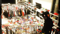 Chris Brown – My New Crib Comes With a Personal Footlocker (PHOTO)