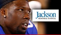 Jason Pierre-Paul -- Hospital Launches 'Aggressive' Investigation ... Into Medical Records