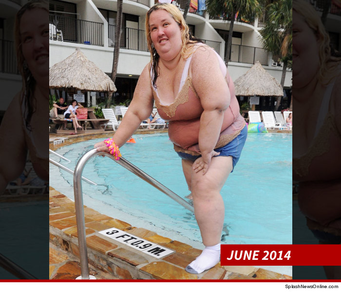 Mama June Weight Loss Reality Star Dropped Over 100 Pounds Without Ting Or Surgery Trending News Sports World Report