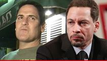 Mark Cuban -- BLASTS ESPN STAR ... You're an Unethical Dumbass!