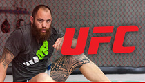 UFC's Travis Browne -- Pulled From Fight Week ... After Dom. Violence Allegations