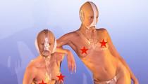 #WTF Paris Fashion Week Photos -- The Stripped Down Style!