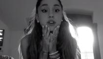 Ariana Grande -- Donut Licking Video Was Rude Awakening ... I'm Gonna Be Better