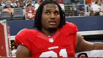Ray McDonald's Mom -- He'll Be Cleared ... 'He's In Great Spirits'