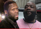 50 Cent -- Has to Pay $5 Million For Sex Tape Leak