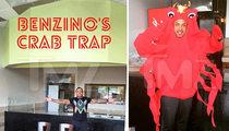 Ex 'Love And Hip Hop' Star Benzino -- Come Get My Crabs!