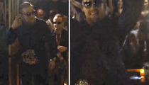 UFC's Conor McGregor -- HITS THE CLUB ... Even Harder Than He Hit Chad Mendes