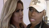 Kim Zolciak and NeNe Leakes -- Too Successful to Work Together ... New Reality Show Killed