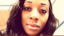 Glory Johnson -- Pleads Not Guilty In Dom. Violence Case