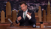 Jimmy Fallon -- My Finger Almost Got Amputated (VIDEO)