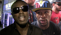 Floyd Mayweather -- Deal with Berto Not Done ... Yet