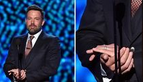 Ben Affleck -- Ring Around the ESPYs