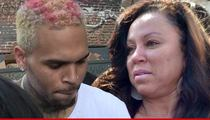 Chris Brown's Mom -- Home Invasion Robbery Was an Inside Job