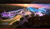 Shanghai Disneyland -- Goodbye Space Mountain, Hello TRON Ride