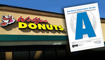 Ariana Grande -- Donut Shop 'A' OK With Health Department