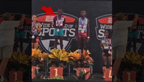 Chad Johnson's Daughter -- DOMINATES TRACK CHAMPIONSHIPS