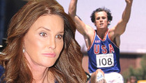 """Bruce Jenner's Olympic Teammate -- """"It's Courageous ... But I Don't Get It"""""""