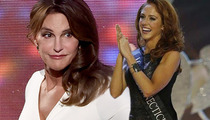 Caitlyn Jenner -- Miss America Contestant ... 'I Love That I Inspired Her!'