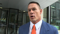 John Cena -- I'll Never Quit WWE ... Even If Acting Takes Off