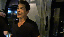 Rob Lowe -- Does Jay Z Represent Actors?!