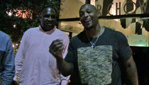 NFL's Eddie George -- Watch Me Perform Shakespeare ... On The Streets Of L.A.