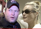 Blake Shelton, Miranda Lambert -- Officially Single ... Judge Signed Off on Divorce