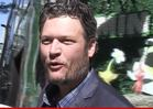 Blake Shelton -- He Believed Miranda Was Unfaithful and Filed for Divorce