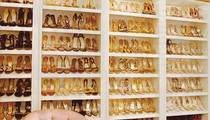 Mariah Carey – The Gold Standard In Closets