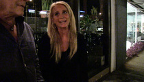 Kim Richards -- 'I'm Loving My Sobriety' (VIDEO)