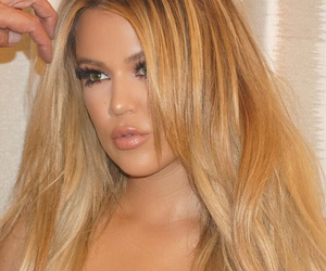 Khloe Kardashian's Glam Game Is On Point In New Selfie -- But Did She Show Too Much?