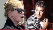 Melanie Griffith, Antonio Banderas -- Divorce a Done Deal