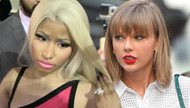 Nicki Minaj vs. Taylor Swift – Bad Blood Over VMA Snub